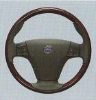 C30 S40 V50 パーツ ウッドスポーツステアリングホイール ボルボ純正部品 MB4204S MB5244 オプション アクセサリー 用品 純正 ウッド 送料無料