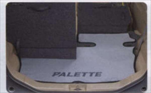 『パレット』 純正 MK21S ラゲッジマット(ウエットスーツ生地) パーツ スズキ純正部品 ラゲージマット 荷室マット 滑り止め palette オプション アクセサリー 用品
