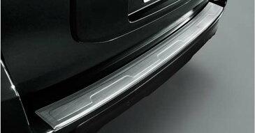 『ランドクルーザー プラド』 純正 LAND CRUISER PRADO リヤバンパーステップガード パーツ トヨタ純正部品 オプション アクセサリー 用品