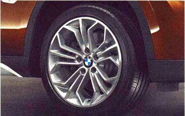 X1 パーツ コーム・スタイリング323のホイール単体 8J×18(フロント) BMW純正部品 VL25 VM20 オプション アクセサリー 用品 純正 送料無料