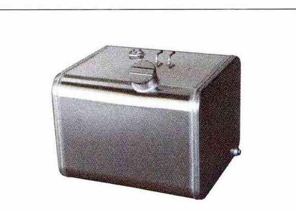 コンドル パーツ アルミ燃料タンク 150リットル 760×535×395 日産ディーゼル純正部品 MK〜 オプション アクセサリー 用品 純正 送料無料