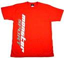 ビッグロゴTシャツ(半袖) ZWS25XL ジムニー XL 汎用 モンスタースポーツ スズキスポーツ