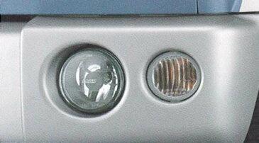 『パジェロミニ』 純正 H53 H58A ディスチャージフォグランプ パーツ 三菱純正部品 フォグライト 補助灯 霧灯 PAJERO オプション アクセサリー 用品