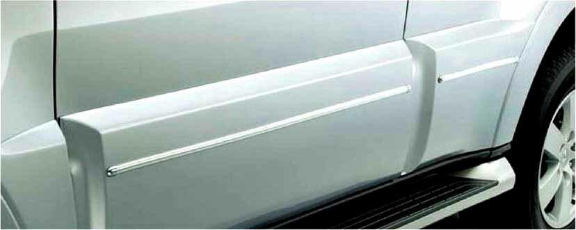 外装・エアロパーツ, サイドスポイラー  V83W ( PAJERO