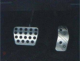 正牌的DE3FS DE3AS DE5FS鋁踏板(刹車踏板)零件馬自達純正零部件油門控製板刹車踏板運動踏板DEMIO選項配飾用品