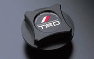 TRD オイルフィラーキャップ 樹脂製 [ MS112-00001(12180-SP031 ] イプサム ACM21W ACM26W 適合 全車 (必要個数 1個)