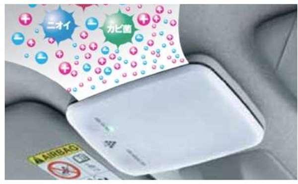 『タント』 純正 LA600S LA610S プラズマクラスター搭載ルームランプ(LED) パーツ ダイハツ純正部品 臭い ウィルス アレルギー tanto オプション アクセサリー 用品