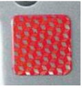 『アルトワークス』 純正 HA36S ドアリフレクター パーツ スズキ純正部品 反射板 安全 alto オプション アクセサリー 用品