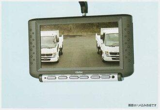 天空戰鬥機部分回監視器 (由克拉) 為監視器安裝套件提升顯示器 stat (可互換後視鏡) * 監視器 (單獨出售) 是三菱扶桑廠零件 FK71 FK61 FK72 FK62 可選配件配件廠鏡子