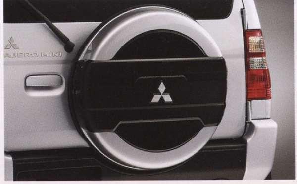『パジェロミニ』 純正 H58A H53A タイヤケース パーツ 三菱純正部品 PAJERO オプション アクセサリー 用品