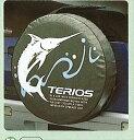 『テリオス』 純正 J131 スペアタイヤカバー(マリン) パーツ ダイハツ純正部品 terios オプション アクセサリー 用品 その1