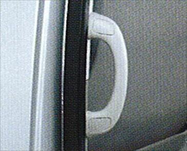 リヤアシストグリップLH用 ハイエース KDH201 KDH206 トヨタ純正 hiace パーツ 部品 オプション