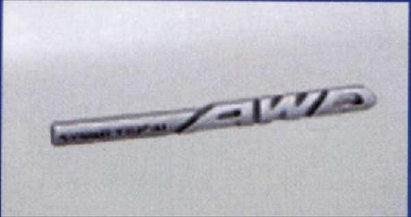外装・エアロパーツ, エンブレム  YA5 YAM S-AWD exiga