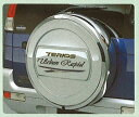 『テリオス』 純正 J131 スペアタイヤケース用のステッカーの...
