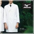 【白衣】【メンズ】【男性】診察衣ドクターコートラボコートMZ-0026男性用DynamotionFitMizunoホワイト