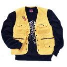 寅壱37色展開の2530シリーズのアーミーベスト鳶衣料作業着作業服