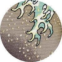 """浮世絵ネクタイ北斎作富嶽三十六景より""""神奈川沖浪裏"""""""