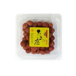 塩分10% たる底梅(赤)(300g×2個) 梅屋 送料込