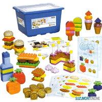 LEGOレゴduploデュプロカフェセット45004ハンバーガーケーキアイスドリンク