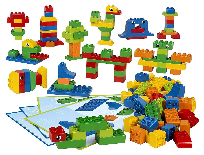 LEGO デュプロ はじめてのブロックセット No.45019 V95-5266