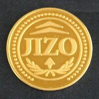 長野地蔵鉱山オリジナル金運上昇金貨1/3オンスコイン日本製