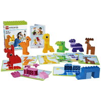 LEGOレゴduploデュプロ動物ビンゴセット45009ルール順番協調性社会性V95-5262