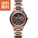 【送料無料】クリオブルー レディース腕時計(ブラック)〈W−CLL15...