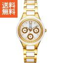 【送料無料】クリオブルー レディース腕時計(ホワイト)〈W−CLL15...