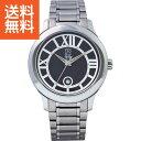 【送料無料】クリオブルー メンズ腕時計〈W−CLM15219〉(be)...