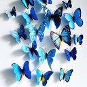 ■Butterfly(バタフライ)デコレーション2 ブローチ(2個)■...