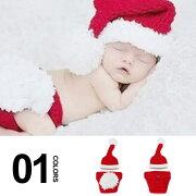 クリスマスサンタ写真撮影用衣装