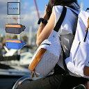 ウエストバッグ (51002) メンズ GUAPA グアパ ワンショルダーバッグ X-Pac 人気 通勤 通学 A6サイズ スポーツ サーフ ビーチ ファッション 旅行 おしゃれ 男女兼用【送料無料】