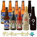 2020 冬ギフト ビール クラフトビール 福袋 10本詰め合わせ冬サンキューセット BIPA 飲み...