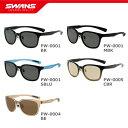 SWANS スワンズ サングラス PW-0001 BK/ -0001 ...