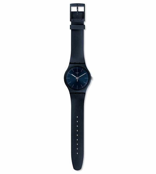 【公式ストア】Swatch スウォッチ NAITBAYANG ナイトバヤング SUON136worldhood(worldhood) New Gent(ニュージェント) 【】(素材)ベルト:シリコン ケース:プラスティックメンズ レディース 腕時計 人気 定番 プレゼント