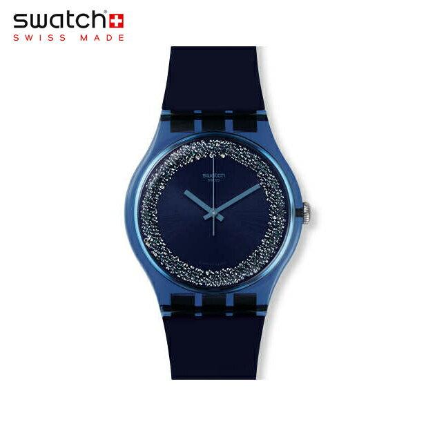 腕時計, レディース腕時計 Swatch BLUSPARKLES SUON134Originals() New Gent() ()
