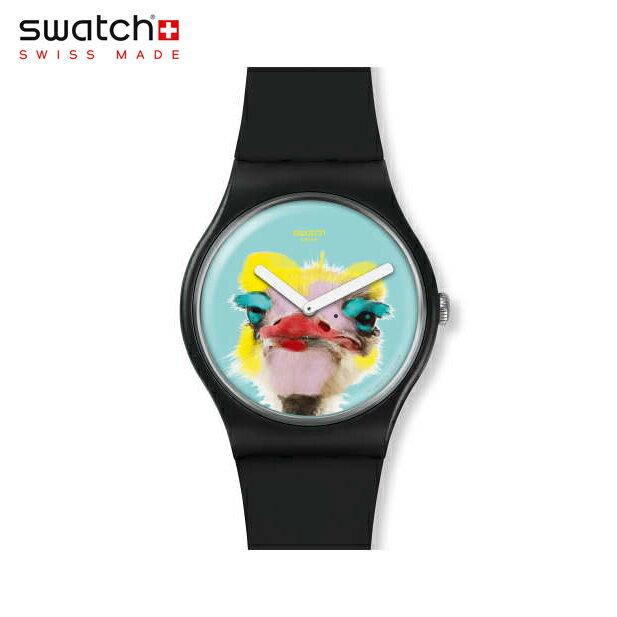 腕時計, 男女兼用腕時計 Swatch BLUE SWEET SUOB159Originals() New Gent() ()