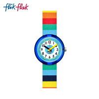 【公式ストア】FlikFlakフリックフラックSTRIPYBOWFPNP056Swatch(スウォッチ)()【送料無料】(素材)ベルト:繊維ケース:プラスティックキッズボーイズガールズ腕時計人気定番プレゼント