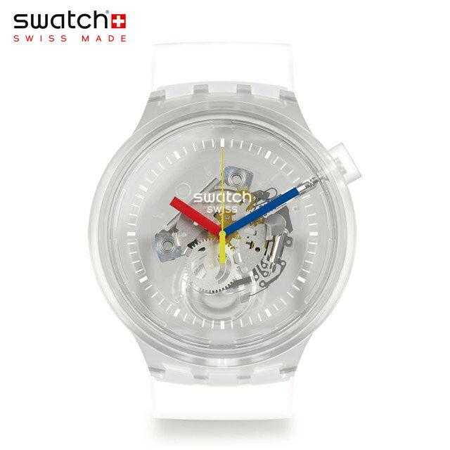 腕時計, 男女兼用腕時計 Swatch BIG BOLD JELLYFISH SO27E100Originals() BIG BOLD() ()