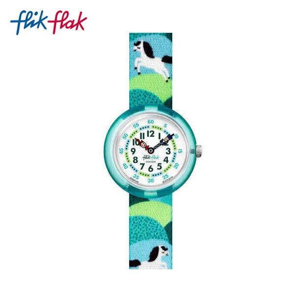 腕時計, キッズ用腕時計 Flik Flak PONY DAY FBNP149Swatch() Story Time() ()