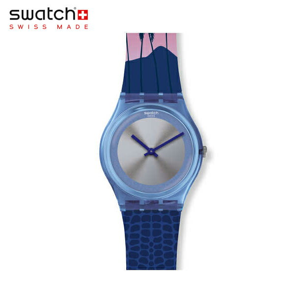 腕時計, 男女兼用腕時計 Swatch LICENCE TO KILL 1989 1989 GZ328Originals() Gent() ()