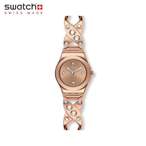 Swatch(スウォッチ)『ROSEHUG(YSG165G)』