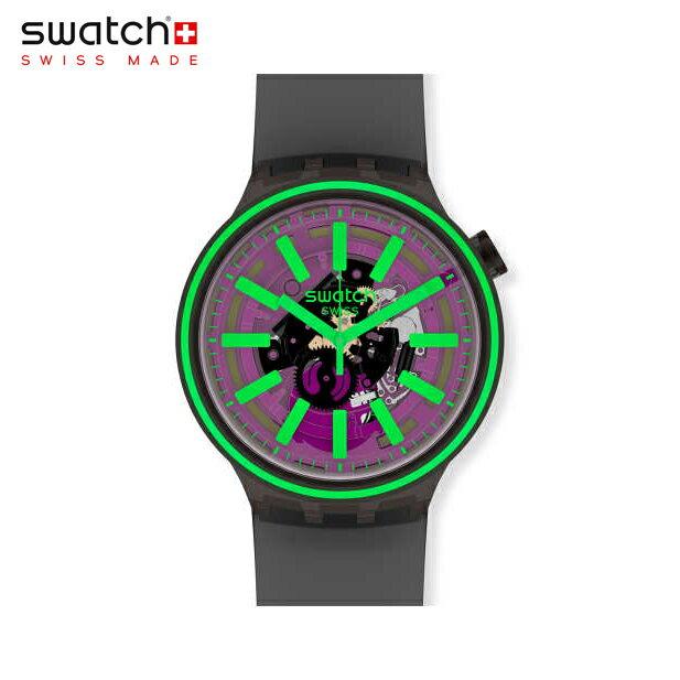 腕時計, 男女兼用腕時計 Swatch PINK TASTE SO27B113Originals() Big Bold() ()