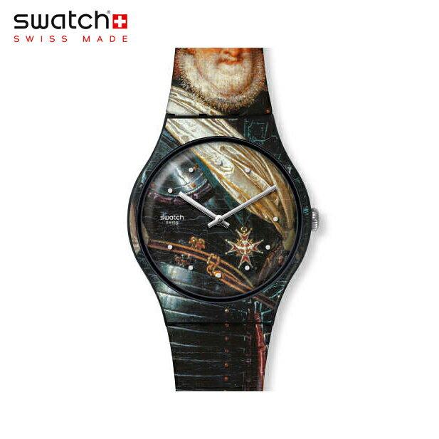 腕時計, 男女兼用腕時計 Swatch HENRYTHEFORCE SUOZ317Originals() New Gent() ()