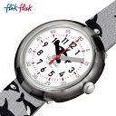 【公式ストア】Flik Flak フリックフラック ORCASPLAH オルカスプラ FPNP085Swatch(スウォッチ) Story Time(ストーリー・タイム) 【送料無料】(素材)ベルト:再生pet ケース:バイオベースプラスチックキッズ ボーイズ 腕時計 人気 定番 プレゼント・・・