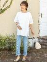 マタニティ トップス 半袖 春夏 授乳服 授乳ケープ 一体 ミシシッピコットン Tシャツ 5分袖 マタニティウェア トップス ティーシャツ 大きいサイズ 大きめサイズ シンプル 2