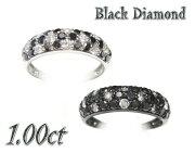 ランキング ゴージャスモザイクフラワー ブラックダイヤモンドリング リアルタイム アクセサリー