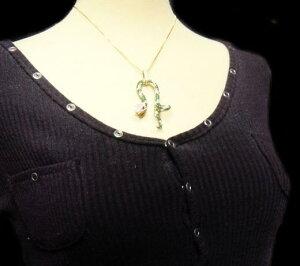 【予約】【スネーク】襲い掛かる動きあるカラー大蛇計2.00ctグリーンガーネット&ダイヤペンダントトップ