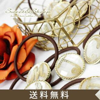 In ★ initials Bobbles white ◆ initials Bobbles, white, women's /Sweet &Sheep