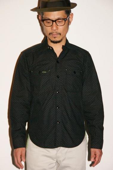 トップス, カジュアルシャツ SUGAR CANE ()MISTER FREEDOM () SC27952 NIXON SHIRT